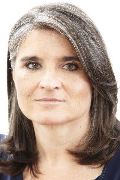 Porträtaufnahme von Petra Carniel